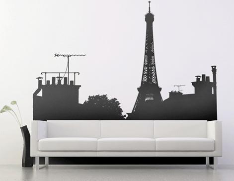 Impresi n de vinilos decorativos para paredes vinilos - Vinilos personalizados pared ...